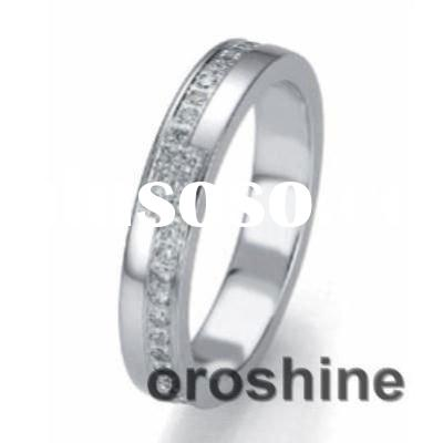 GR606-white gold 18k wedding ring