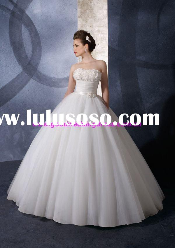 New style Wedding Gown