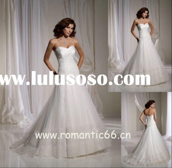 W1107 Designer wedding dresses