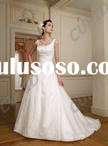 Royal Regal princess backless Wedding Dresses 2011