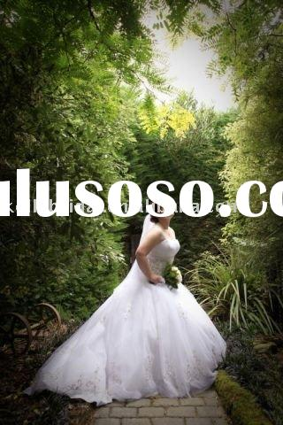 TOP SELLING GORGEOUS STYLE- WEDDING DRESS, BRIDAL GOWN IN STOCK
