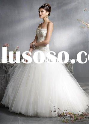 Tulle Ball Bridal Gown Wedding Dress Debs Dress