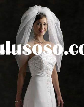 Wedding accessories bridal veils