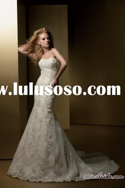 Wholesale Discount Wedding Gowns