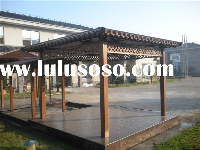 Woodlike Outdoor Decoration, Building Materials, Construction Materials