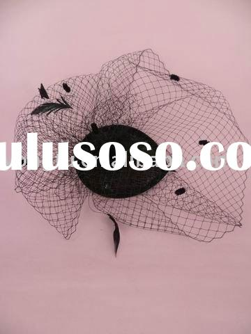 Product Nameblack veil bridal wedding fascinators2Item NoYTF81453