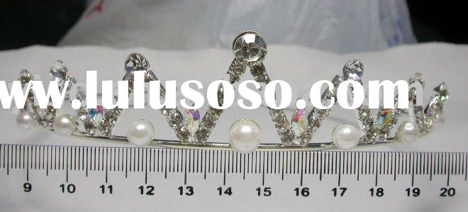 bridal wedding tiaras