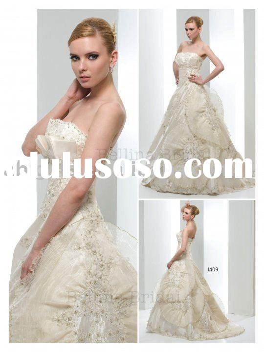 designer summer wedding dresses