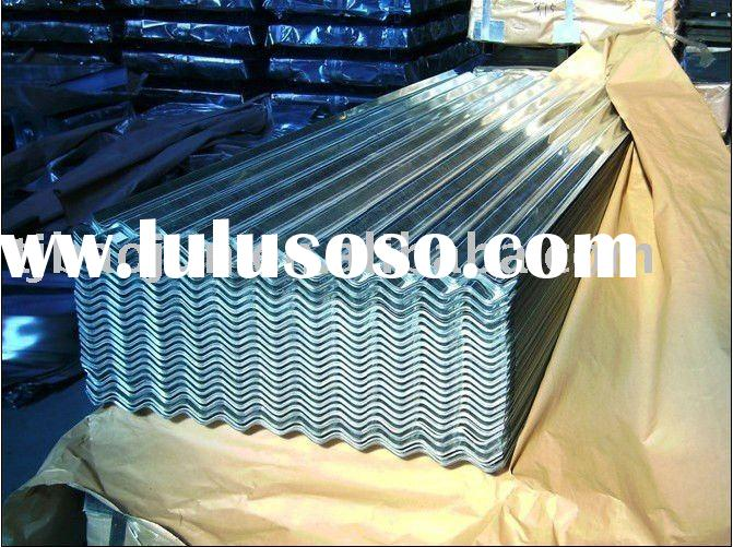 galvanized corrugated metal sheet iron for roof price in india