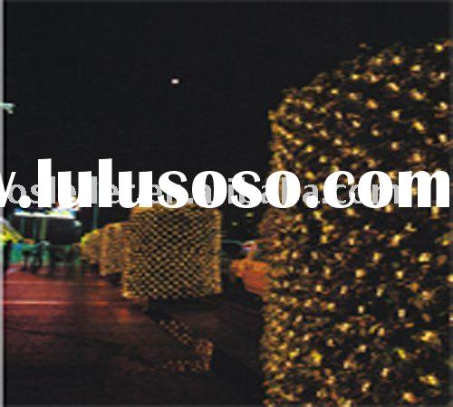indoor outdoor LED Christmas net light festival light wedding decoration