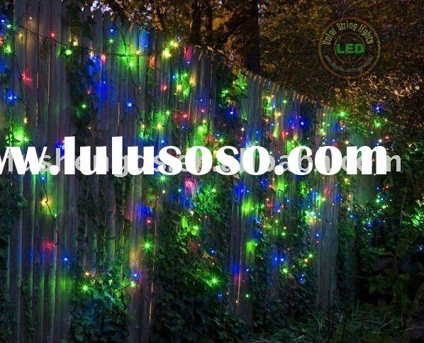 led decoration light for wedding LED string light 1