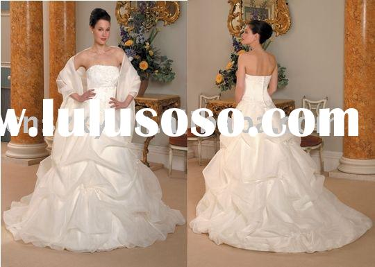 plus size wedding dress !  TW107 B