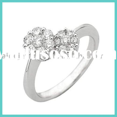 1 Material alloy gem ring2 Fashion turquoise rings jewelry 2011 newest