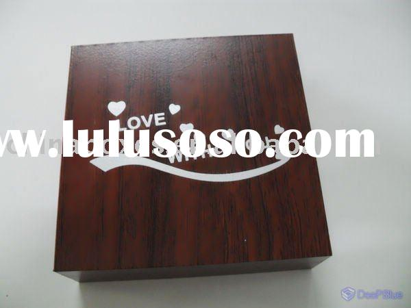 Commodity namewooden jewelry wedding ring boxengagement ring boxwedding
