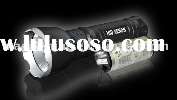 24 W HID  flashlight