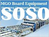 Alternative Gypsum Board Production Line