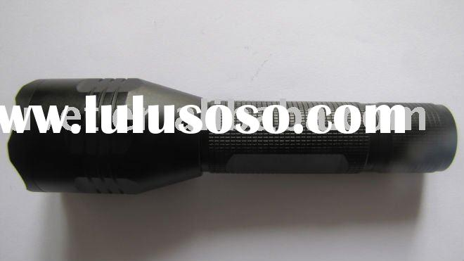 High Power 3 Watt 405nm UV LED Flashlight