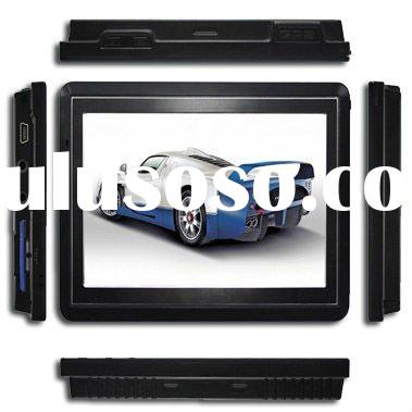 New !! popular car gps navigation for 5 inch with bluetooth av-in  passed by CE,FCC