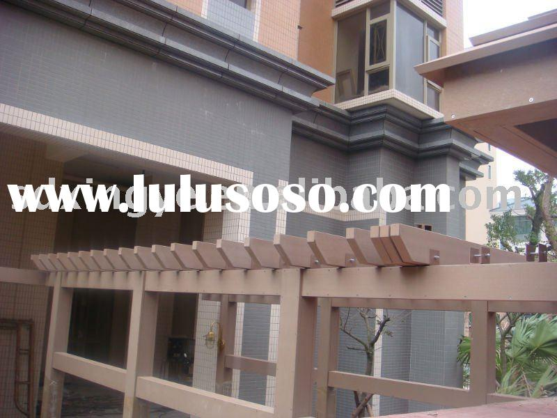 Plastic Wood Timber,construction material used in outside