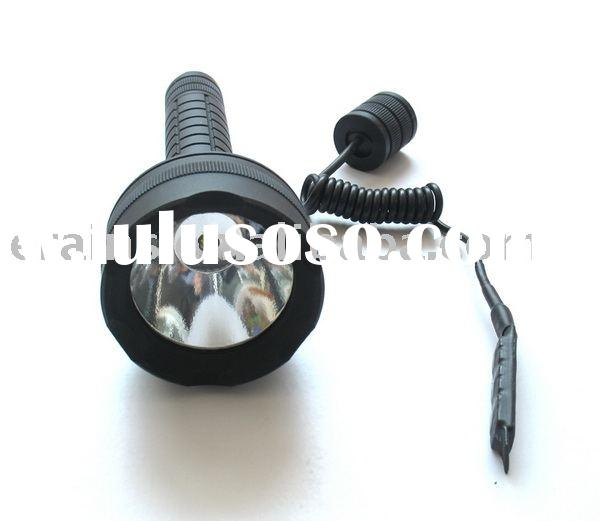 Tactical led flashlight or torch with 430 lumen Original CREE led light