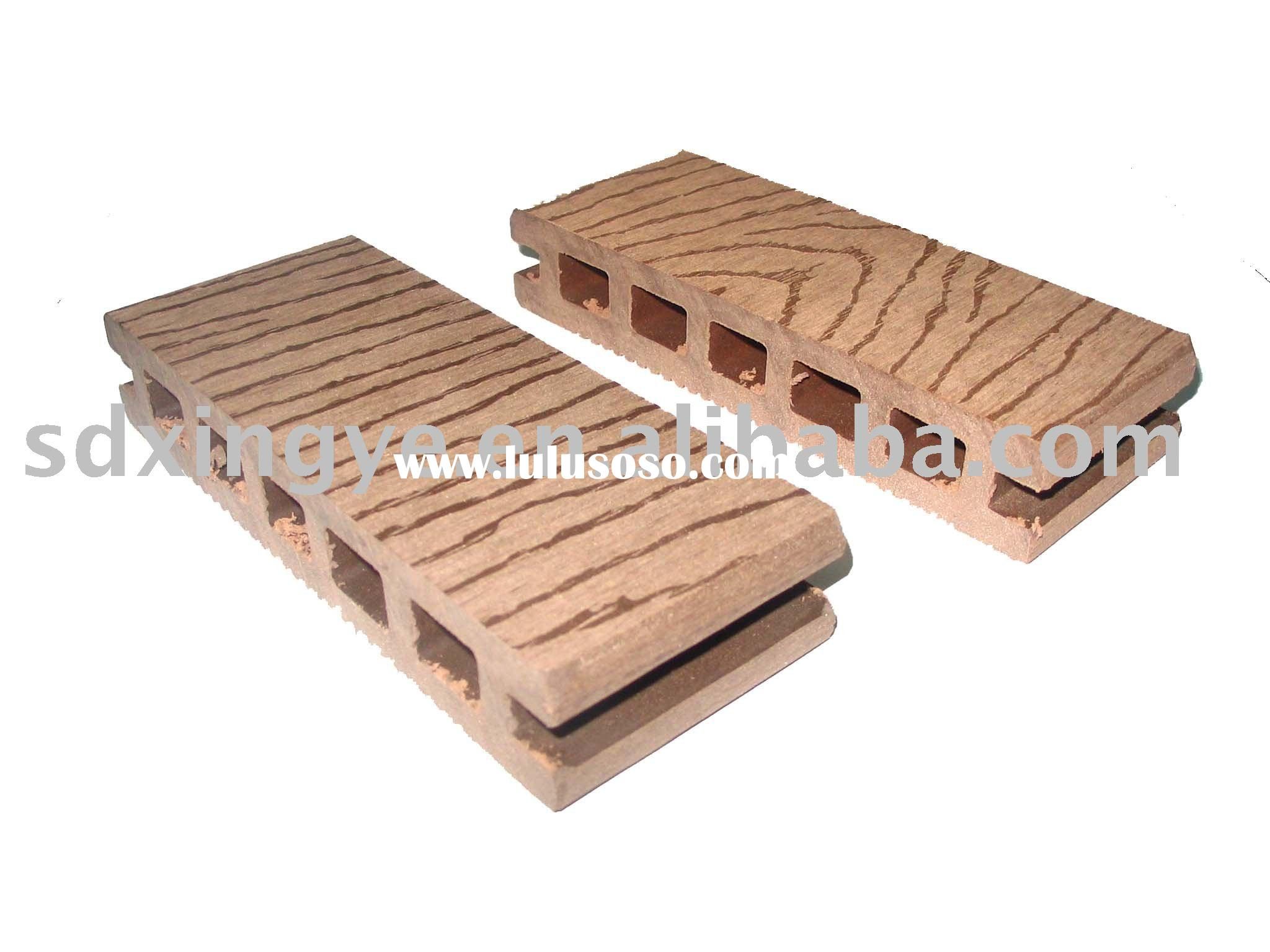 Decking materials non toxic decking material for Outside decking material
