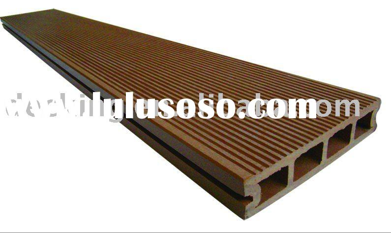 Decking materials recycled composite decking material for Best composite decking material