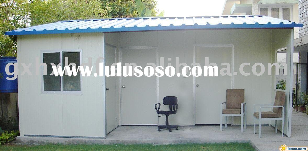 prefabricated portable cabin(panelized home,modular house)