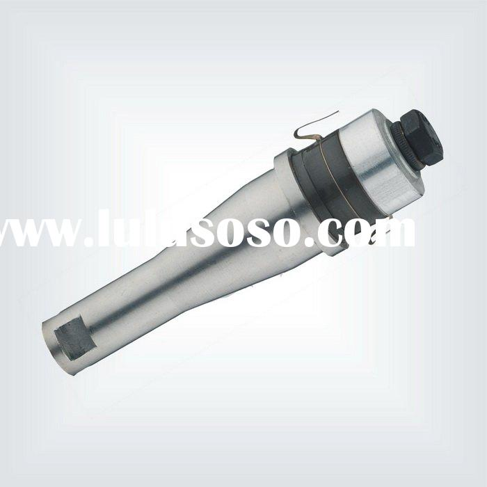 ultrasonic polishing transducer for welding and polishing machine