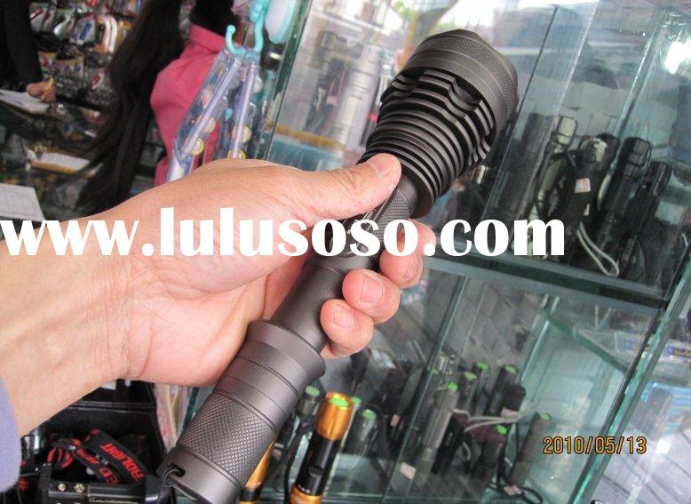 1300 Lumen High power tactical flashlight --hottest sale