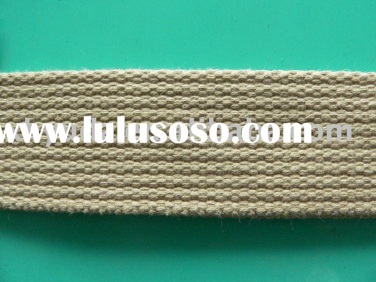 Cotton webbing / Cotton strap