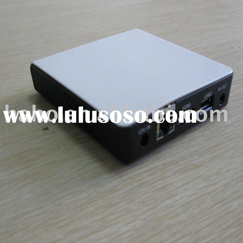 H.264 web TV Android 2.2 ip  set top box (STB)