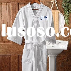 Hotel Bathrobe with Embroidery Logo