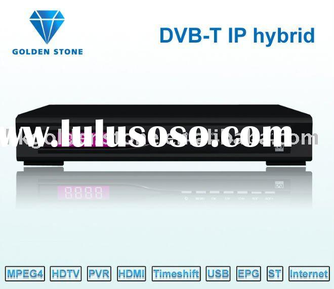 Linux hd dvb-t ip set top box