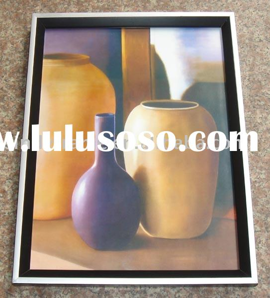 Oil painting with  frame,picture frame