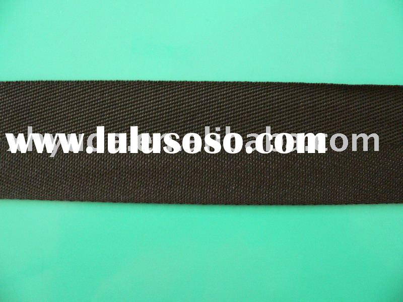 V cotton webbing cotton strap ( zig-zag line )