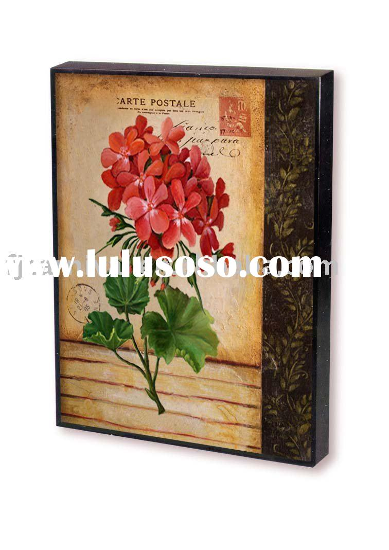 Wholesale designer artistic Oil Painting Frame