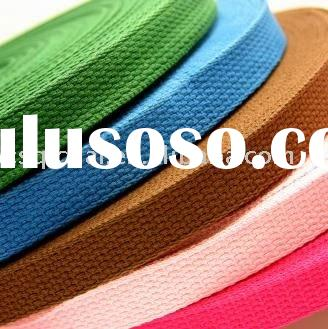 cotton  webbing