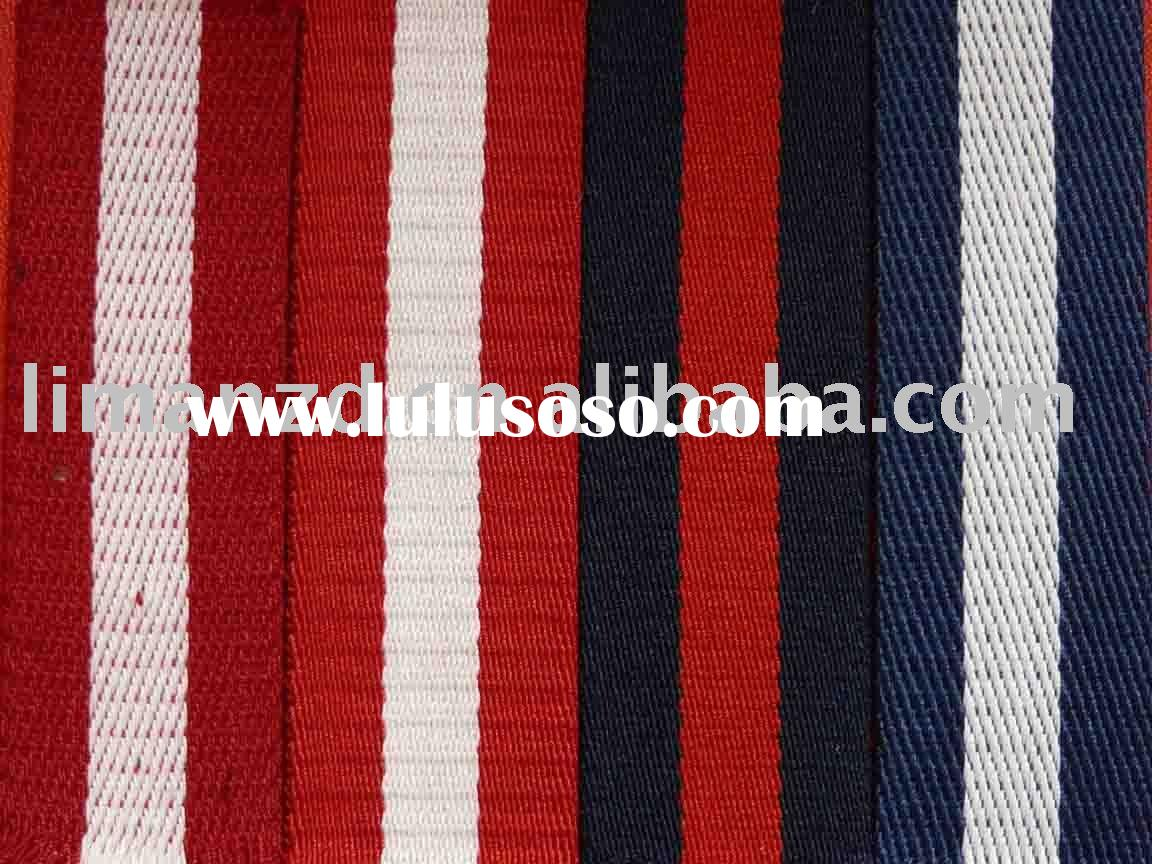 cotton webbing (webbing strap, cotton tape, fabric belt)
