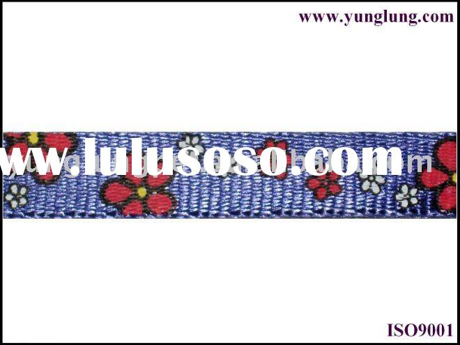 nylon webbing belt, printed packing tape
