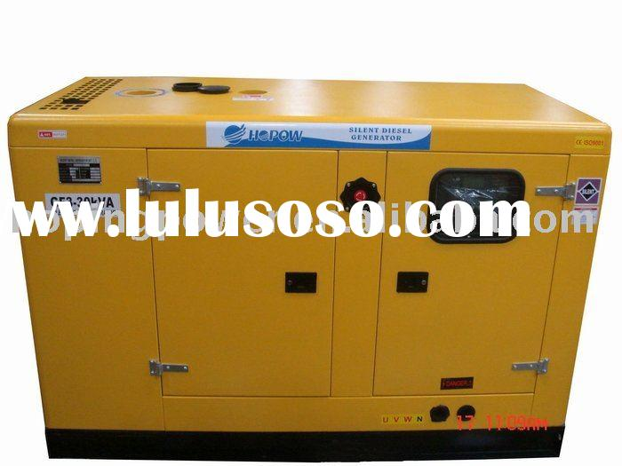 30kva ISUZU Electric Diesel Engine Generator