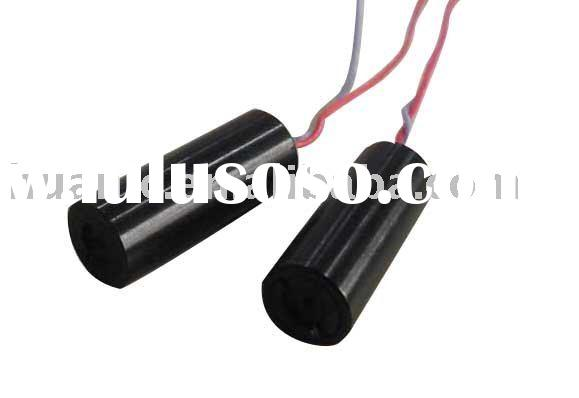 DI650-2.5-3, red, small size laser diode module, Industrial