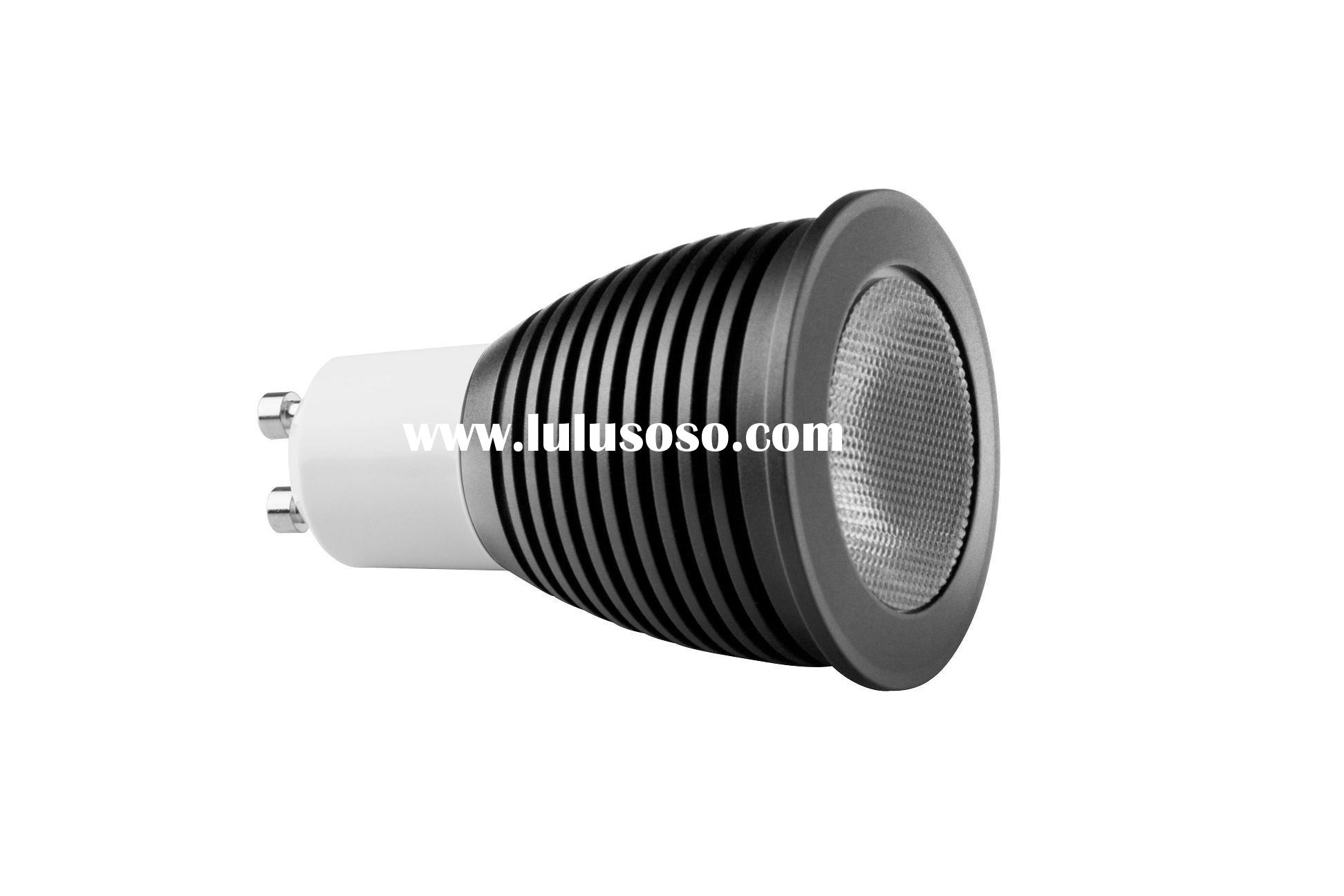 Dimmable Led bulb-GU10