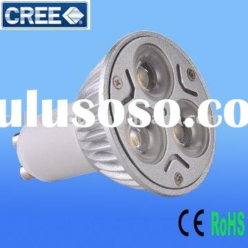 High Power 9W Dimmable CREE LED GU10 Bulb