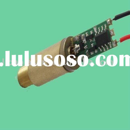 INDUSTRIAL/LAB 532nm Green Laser 30mW Diode Module Beam