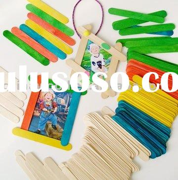 Jumbo Wooden Craft Sticks,Wooden Popsicle Sticks