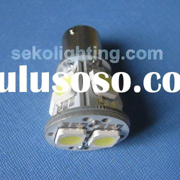 NEW Type 1156 6w auto led light bulbs  9518 CHIPS