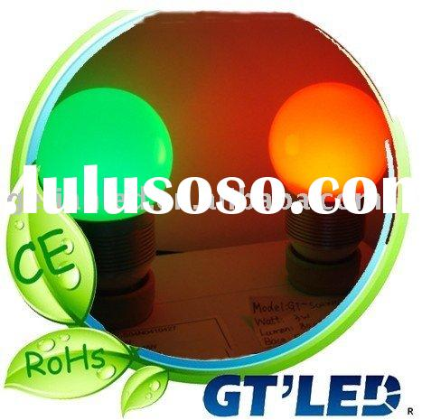 Super bright LED Bulb with low consumption