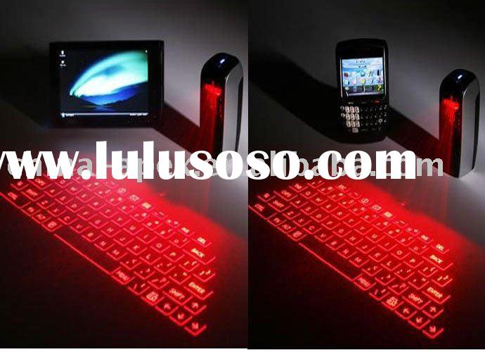 Virtual Laser Keyboard Red laser diode keyboard