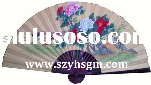 Large supply all kinds of hand fan such as plastic fansilk fanJapanese fan
