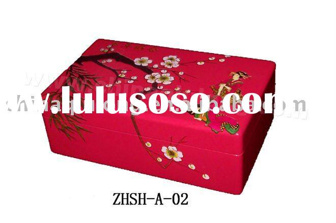 Widely-Used Mini Wooden Jewellery Box